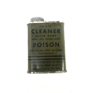military surplus rifle bore cleaner