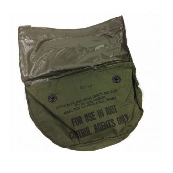 military surplus xm28e4 gas mask bag 2pk