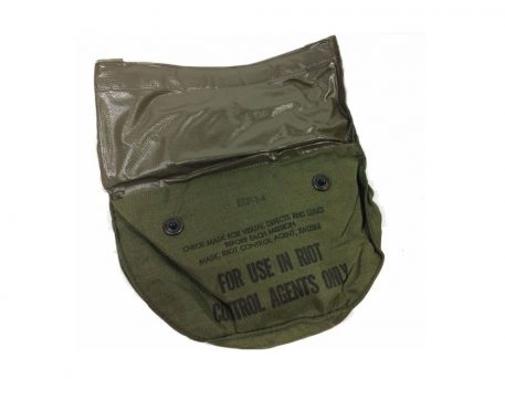 military surplus xm28e4 gas mask bag 2pk