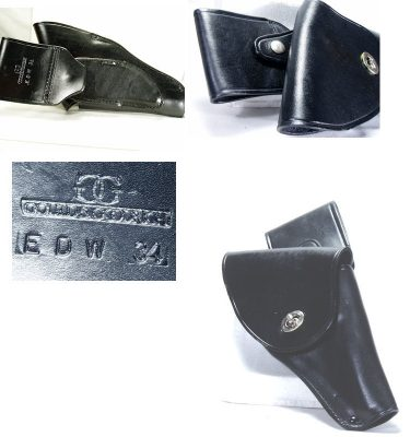 Heavy Duty Holster Revolver-Right Hand