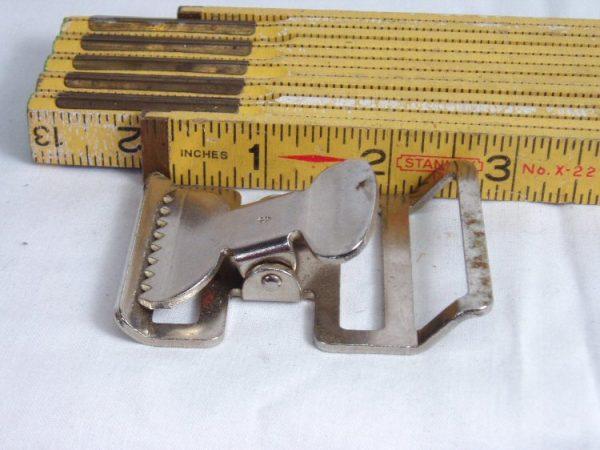 Alligator Clip 1 1/2 Chrome