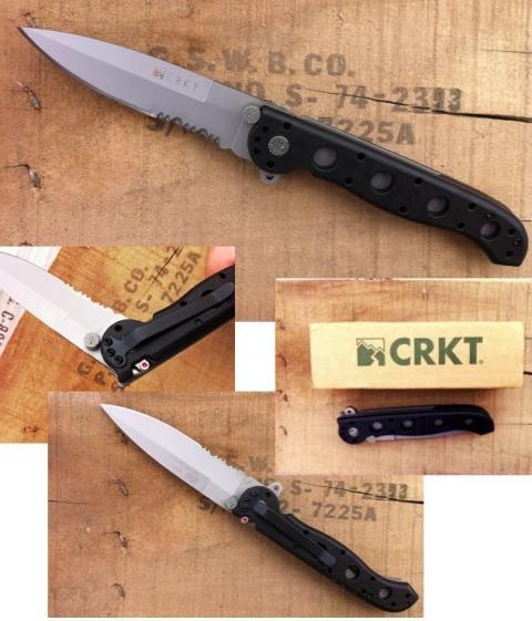 Crkt M16-13z Folding Knife