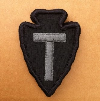 36th Infantry ACU T Patch