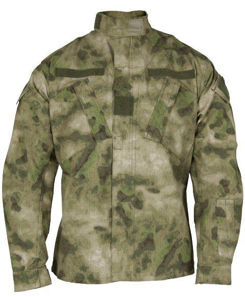 A TACS FG (Foliage Green) Shirt