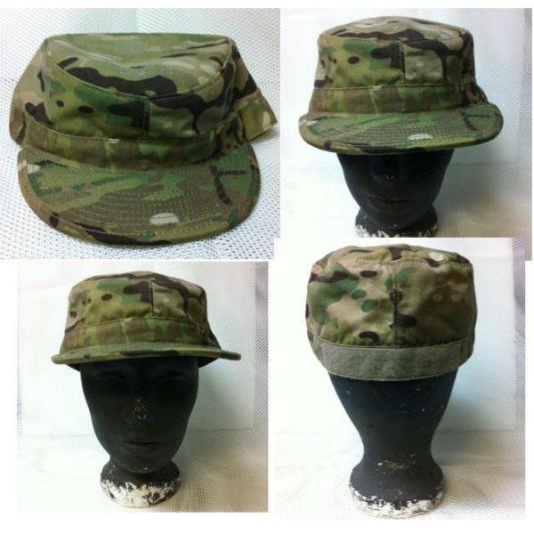 Multicam Bdu Patrol Cap, Army