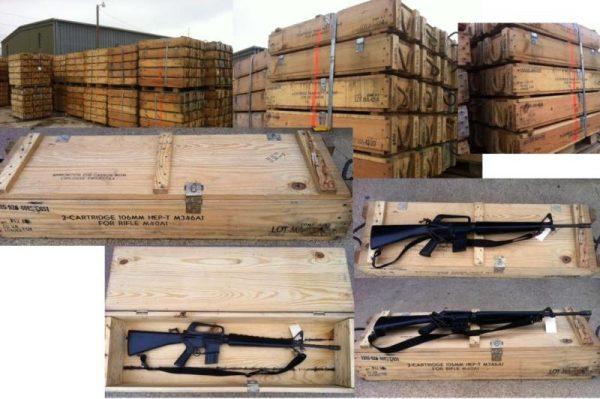 Wood Rocket Boxes