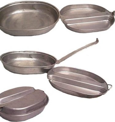 U.S. Mess Kit, Used