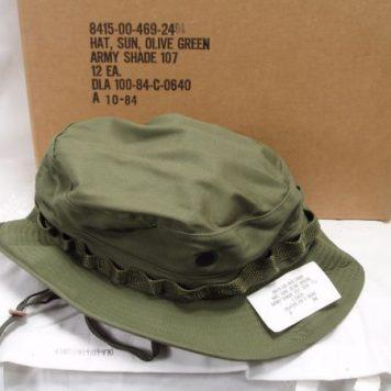 Boonie Hat, Poplin, O.d.