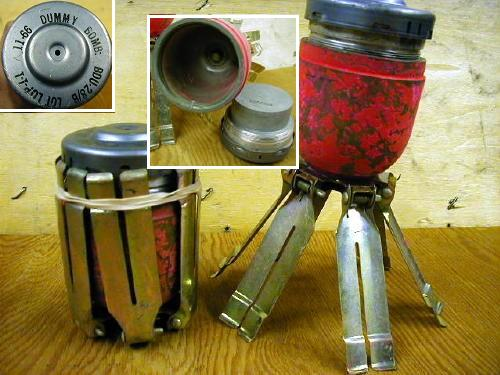 Vietnam Cluster Bomb (dummy)