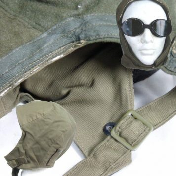 Aviator's Cloth Flight Cap