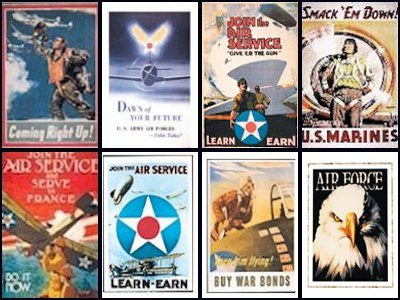 Military Posters-b