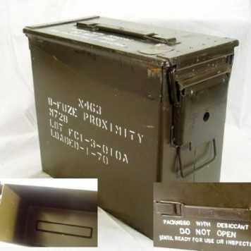 Vietnam Dated Fuse Box