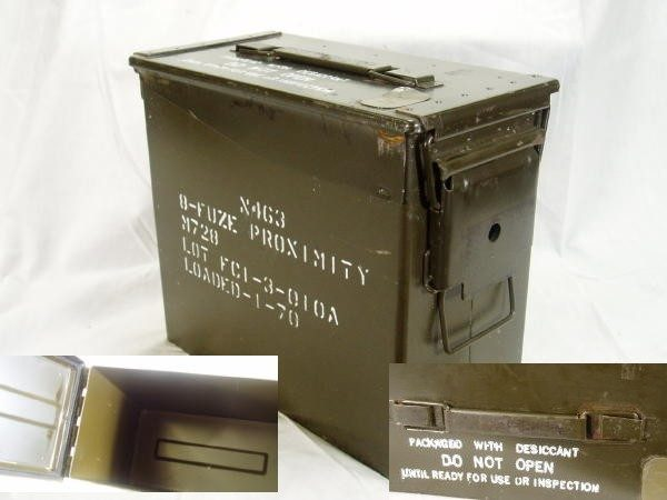 Vietnam Dated Fuse Box