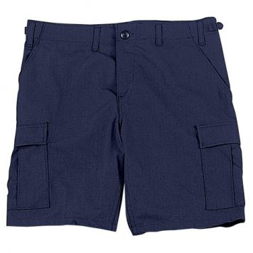 Bdu Shorts, Navy Blue