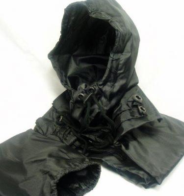 Rain Poncho Black Import Copy