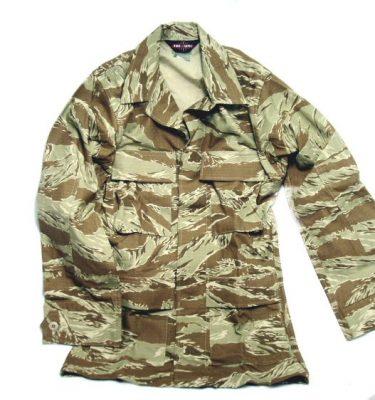 Bdu Desert Tigerstripe Shirt