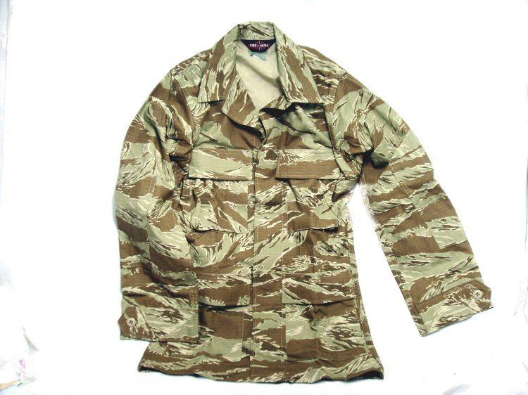 38f262e9ef43d Bdu Desert Tigerstripe Shirt