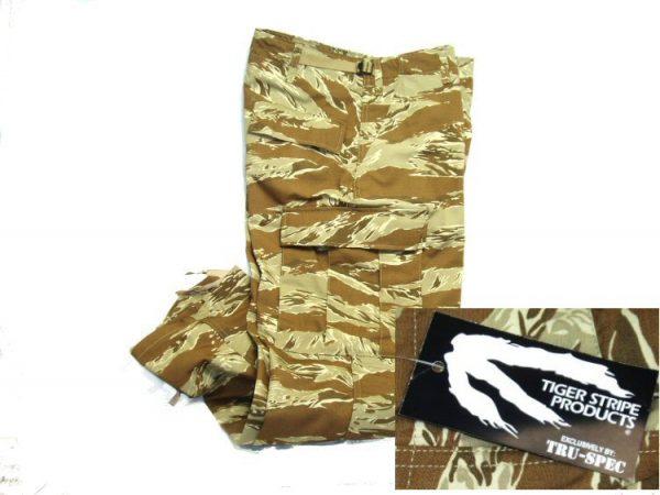 Bdu Desert Tiger Trousers