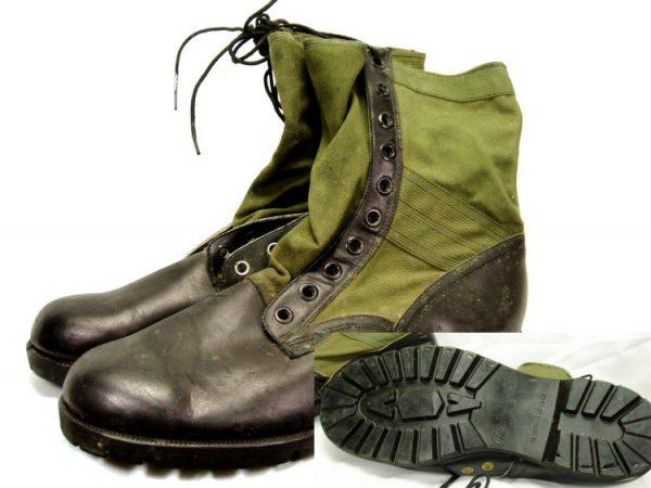 Jungle Boots, Vibram Sole