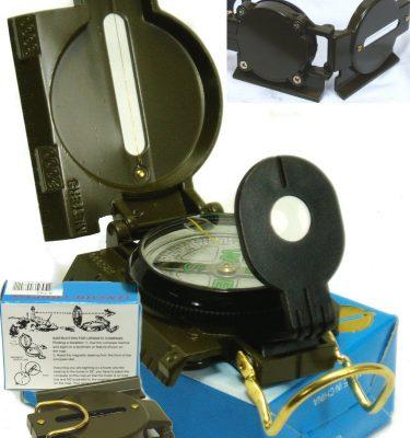 Lensatic Compass GI Style