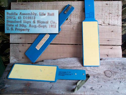 Life Raft Paddle Emergency Oar