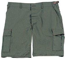 Bdu Shorts, Olive Drab