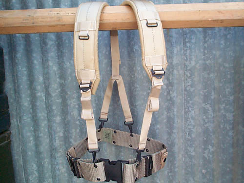 LC-1 Suspenders Y-type, New