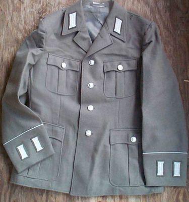 East German Dress Jacket