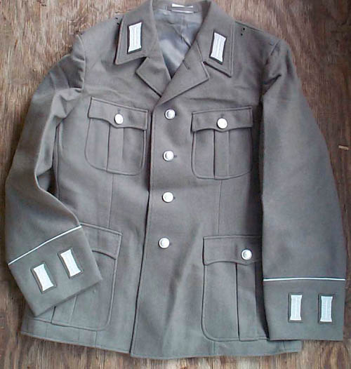 East German Dress Jacket