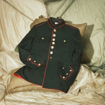 Usmc Dress Blue Tunic