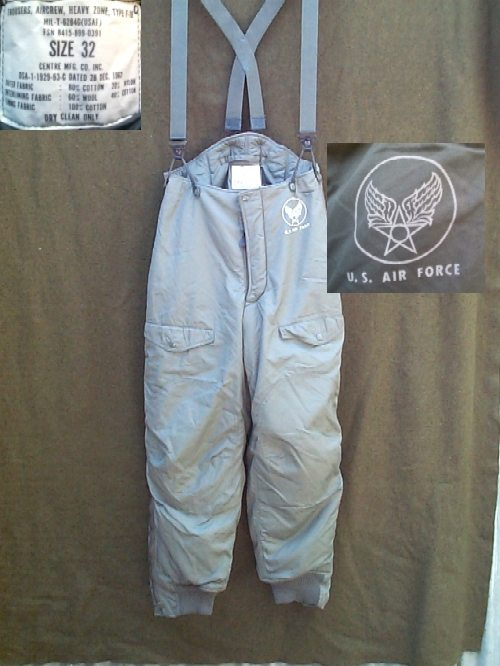 Trousers Aircrew, Heavy Zone