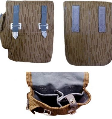 East German Mag Pouch - Camo