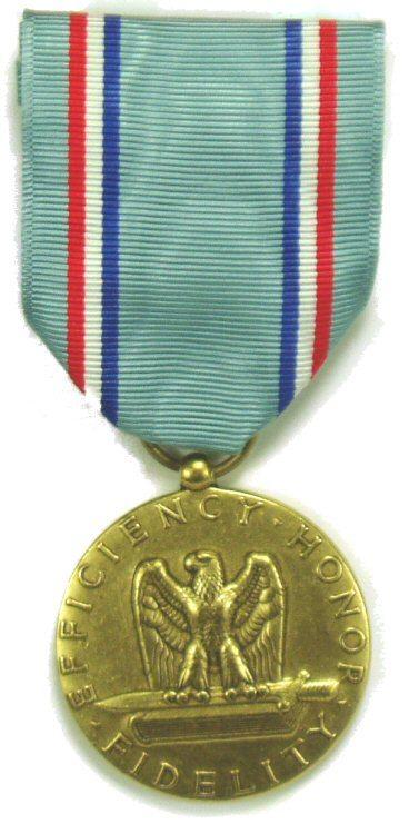 Usaf Good Conduct Medal Fsm