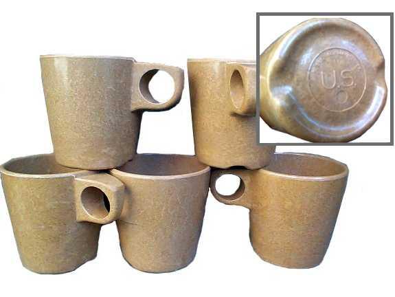 Bakelite Mug Used