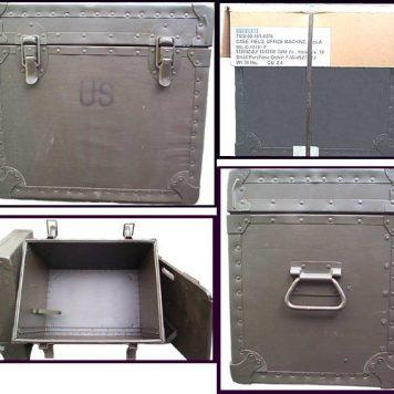 Military Transport Case