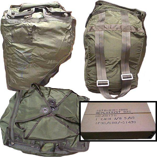 Parachute Deployment Bag
