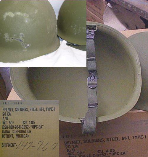 Vietnam Steel Pot, M1