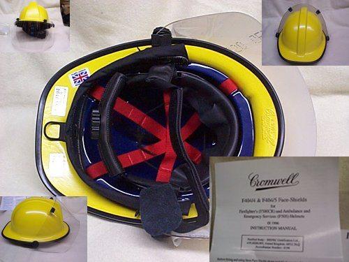 British Fire Helmet