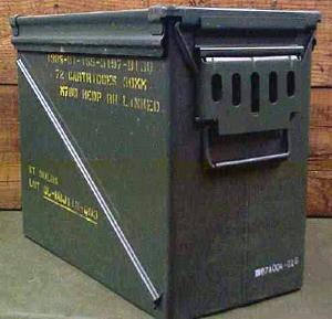 30mm Ammo Box