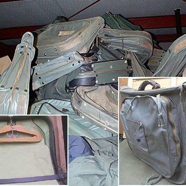 Usaf B-4 Bags