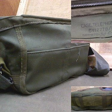 Military Telephone Case