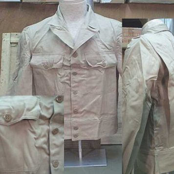 Tropical Khaki Ike Jacket