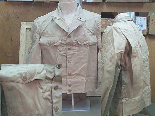 Tropical Khaki Ike Jacket