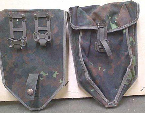German Flectar Shovel Cover