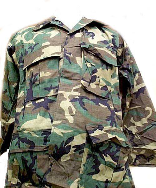 Usmc Camo Shirt, Transitional Camo