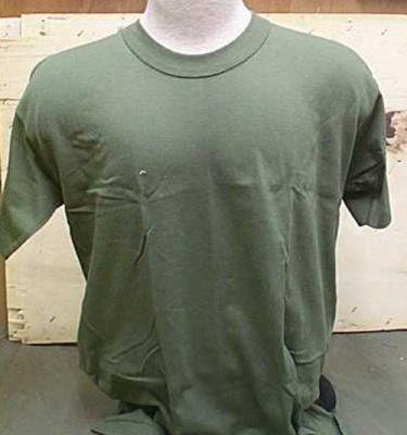 Military Olive Drab T-shirt