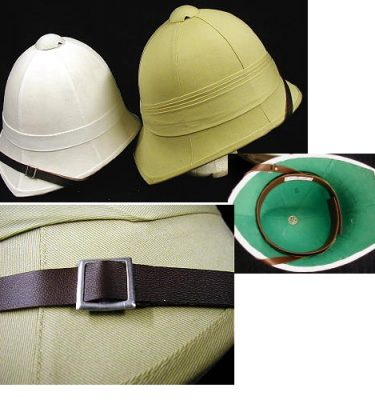 Bombay Pith Hat