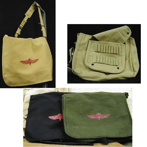 Israeli Paratrooper Bag