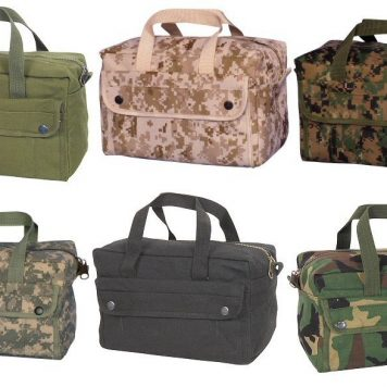 Military Tool Bag - G.I. Style