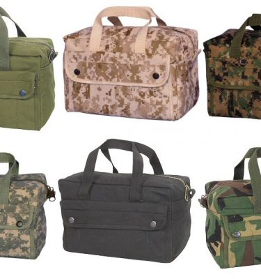 Military Tool Bag - G.I. Style
